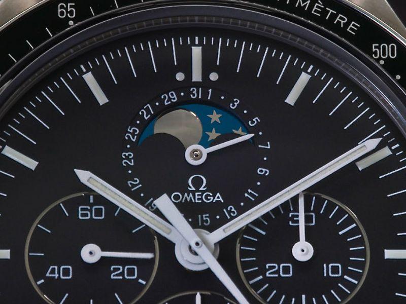 Omega watchface