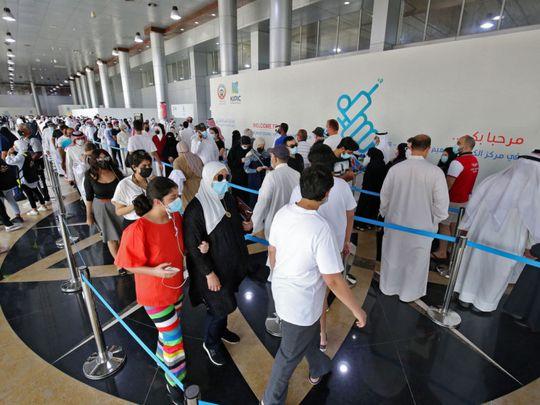 kuwait vaccine-1626860685155