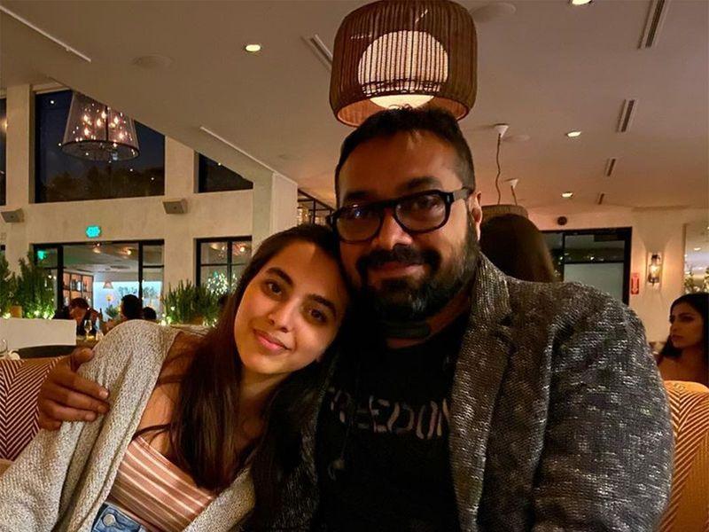 Aaliyah and Anurag Kashyap
