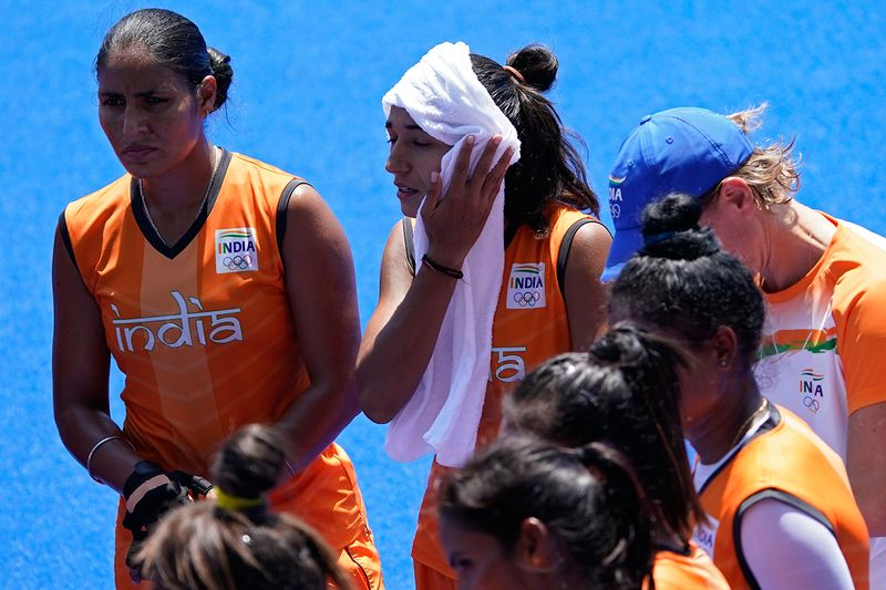 Olympic Games - Indian Women's Team