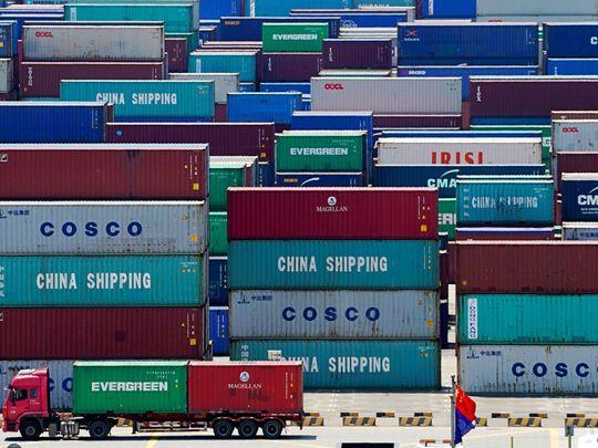 Stock - China Trade