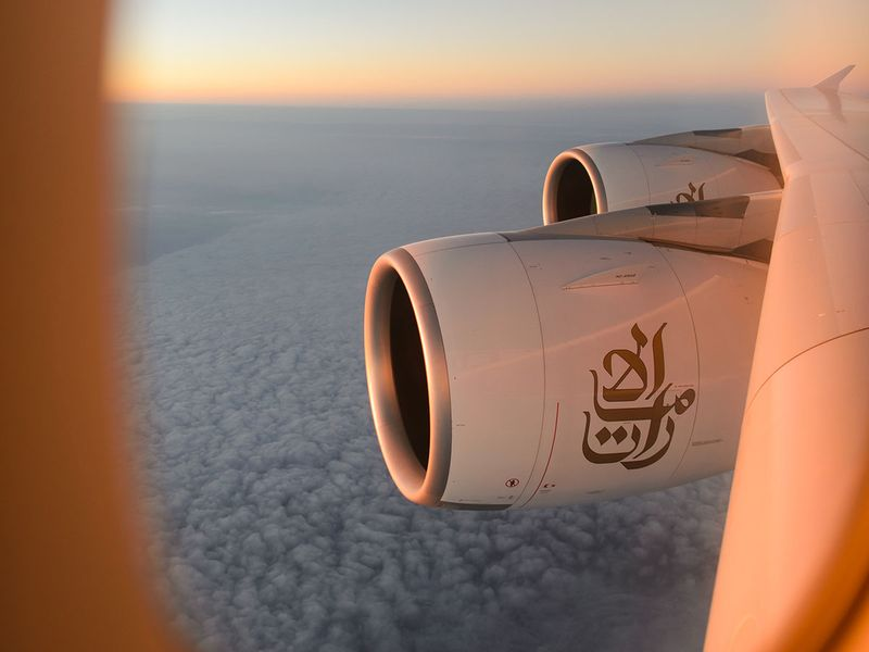 Dubai's Emirates ranks among world's Top 5 airlines for 2021