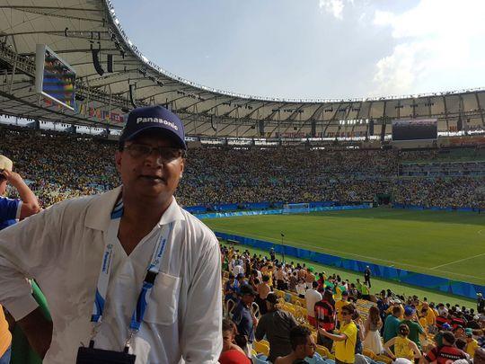 Gautam Rio pic