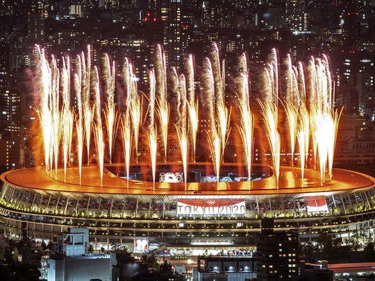 Olympics - Tokyo