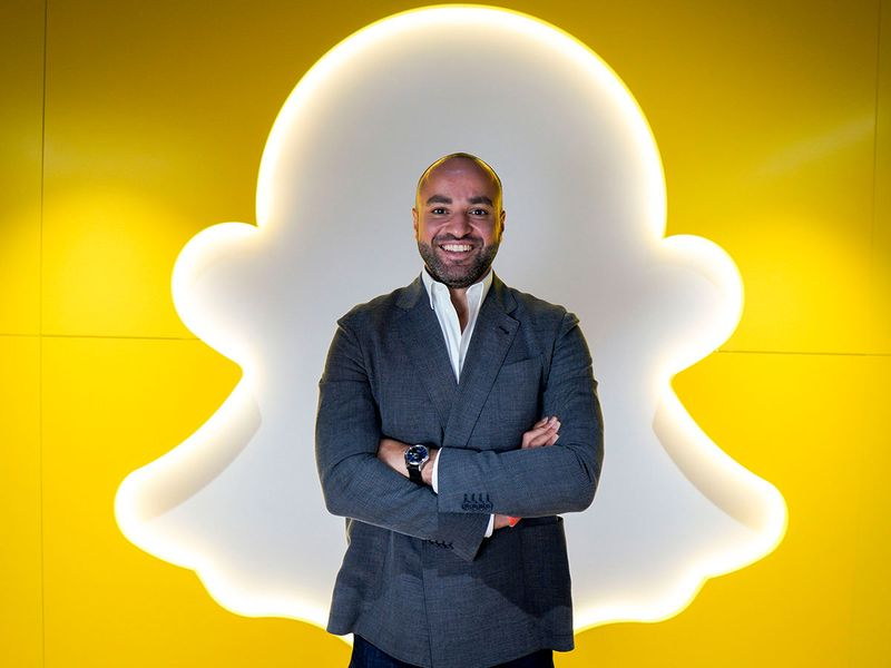 With Gulf's Snapchatters, it is about lots of AR and privacy, says Snap Inc.'s  Hussein Freijeh