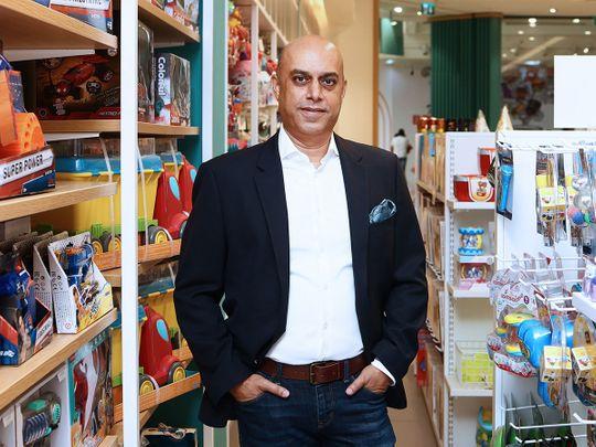 Stock - Sanjeev Matharu