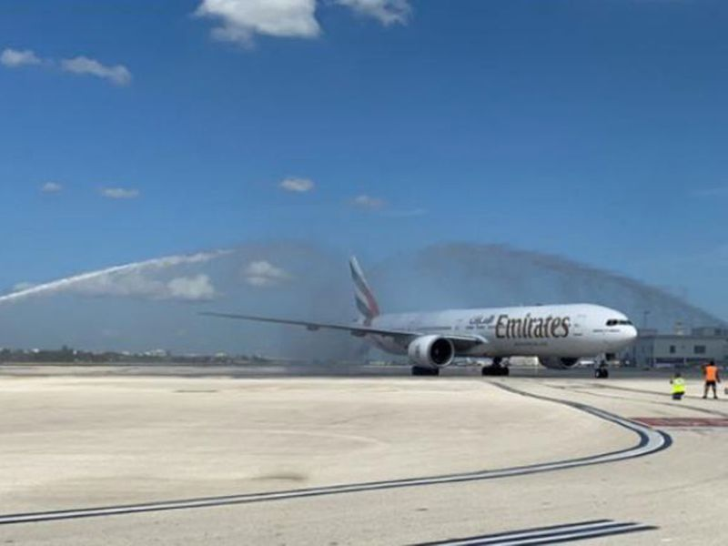 Video: Why Emirates' Miami flight is a big deal
