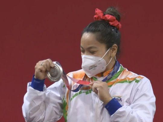 Tokyo Olympics - Mirabai Chanu