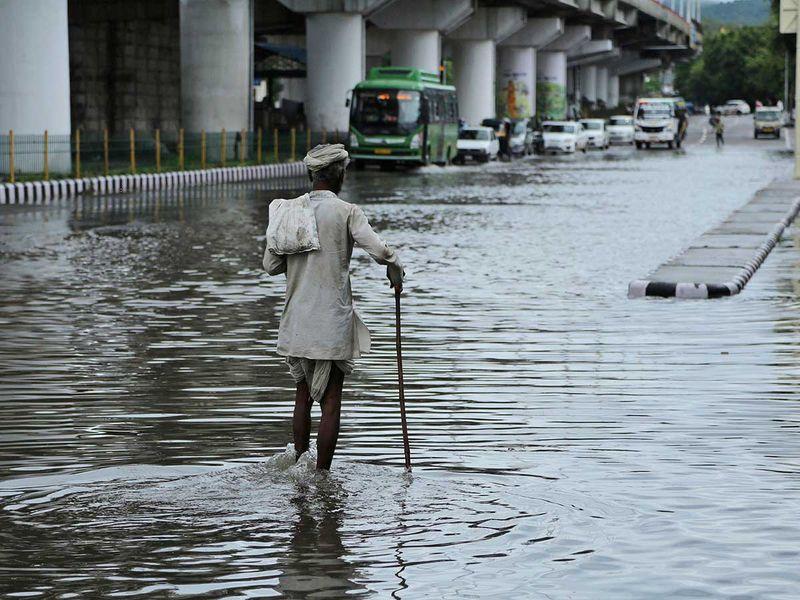 india flood Jammu rain