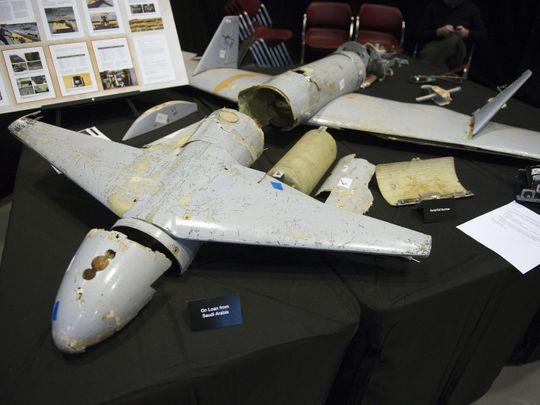DRONE IRANIAN UAV