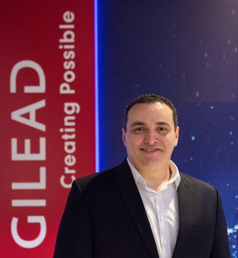 NAT 210711 HEPATITIS Dr. Ayman El-Sayes, Middle East Medical Director, Gilead Sciences-1627222738173