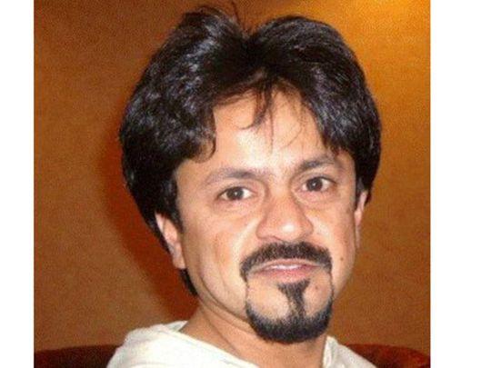 Pakistani actor Farhan Al Ali.