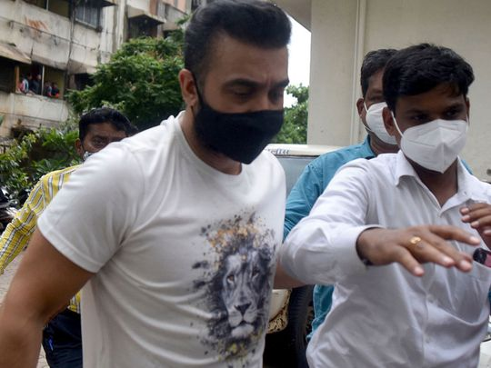Mumbai Crime Branch seizes Raj Kundra's bank accounts in Kanpur