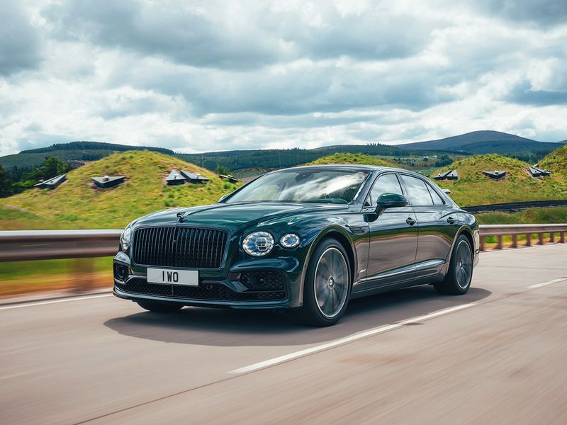 Bentley's hybrid range expands with new Flying Spur