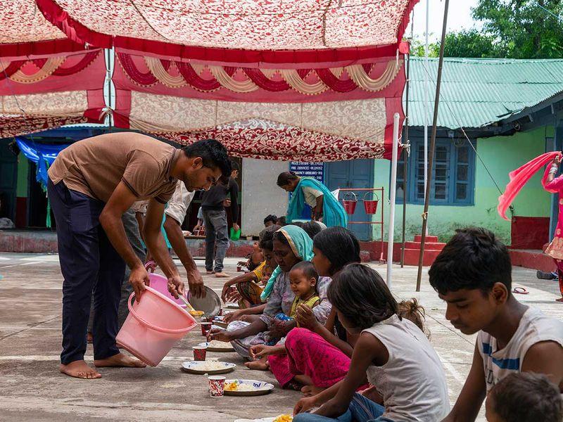 flood food india dharamsala