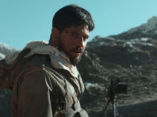 Sidharth Malhotra in 'Shershaah' trailer-1627289314588