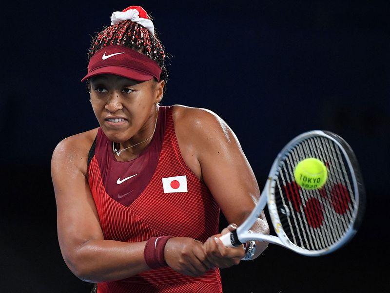 Japan tennis star Naomi Osaka crashes out of Tokyo Olympics