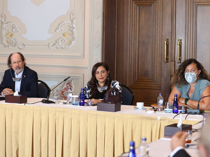 IPA boss Bodour Al Qasimi welcomes move to hold onsite Istanbul book fair