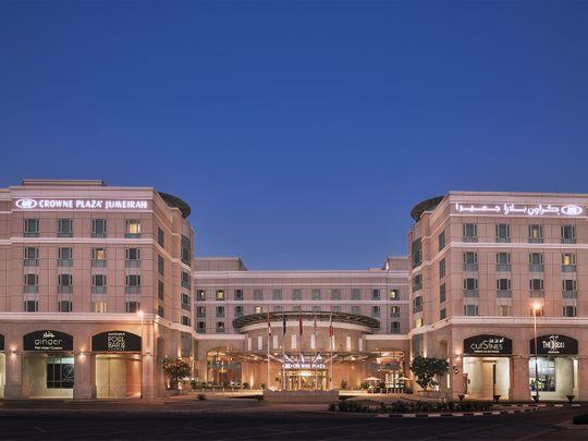 Crowne Plaza Jumeirah 1