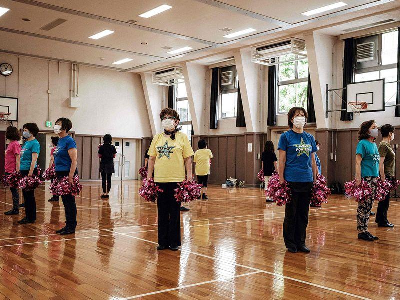 Japan Pom Pom gallery
