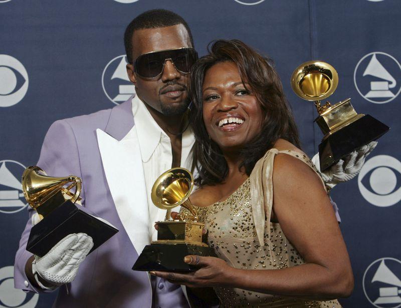 Kanye and Donda West-1627370629064