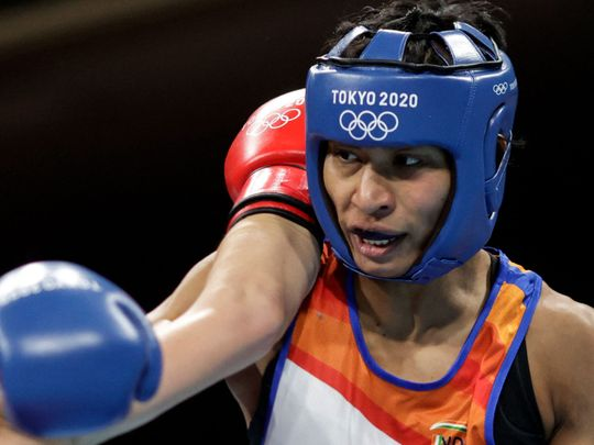 Olympics - Boxing