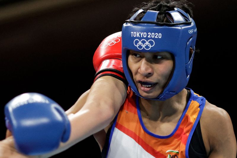 Tokyo Olympics 2020: Indian boxer Lovlina Borgohain keeps medal hopes alive