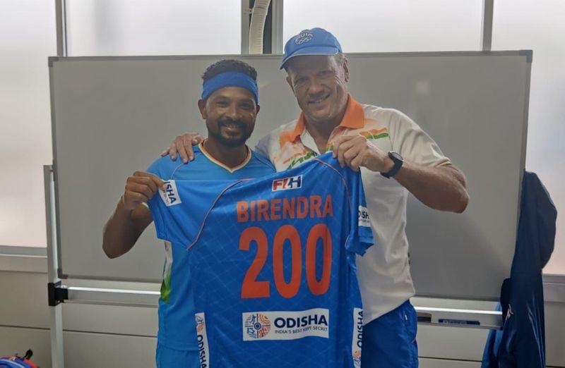 Tokyo Olympics 2020 hockey: India shine as veteran Birendra Lakra earns his 200th cap