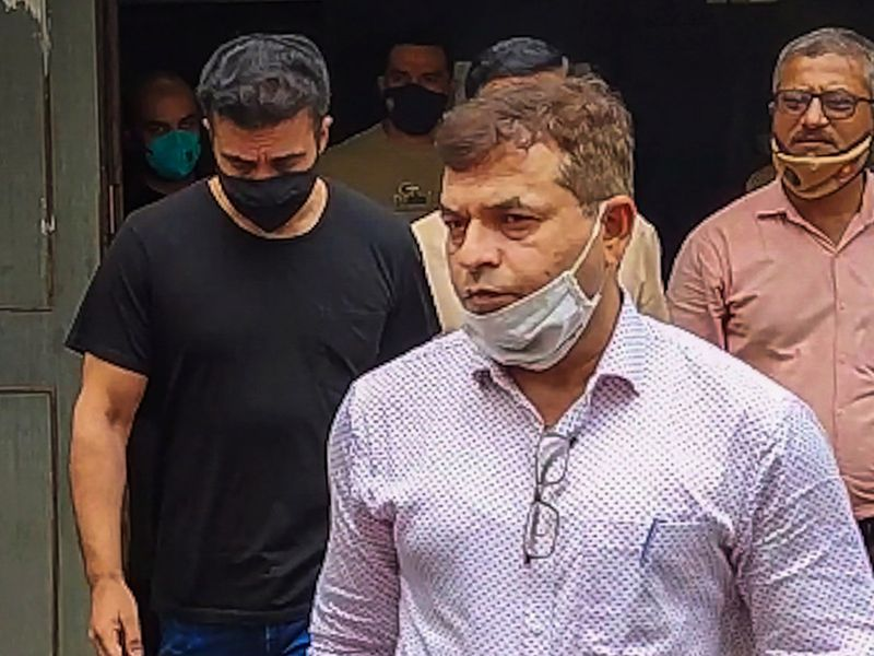 Raj Kundra arrest