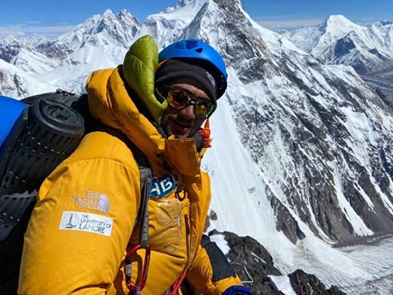 Pakistan's Shehroze Kashif, 19, becomes youngest person to summit K2