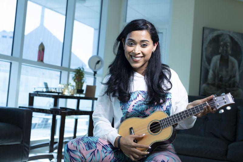 Dubai-based singer Shweta Subram talks about 'Jalebi Baby' and its sweet success