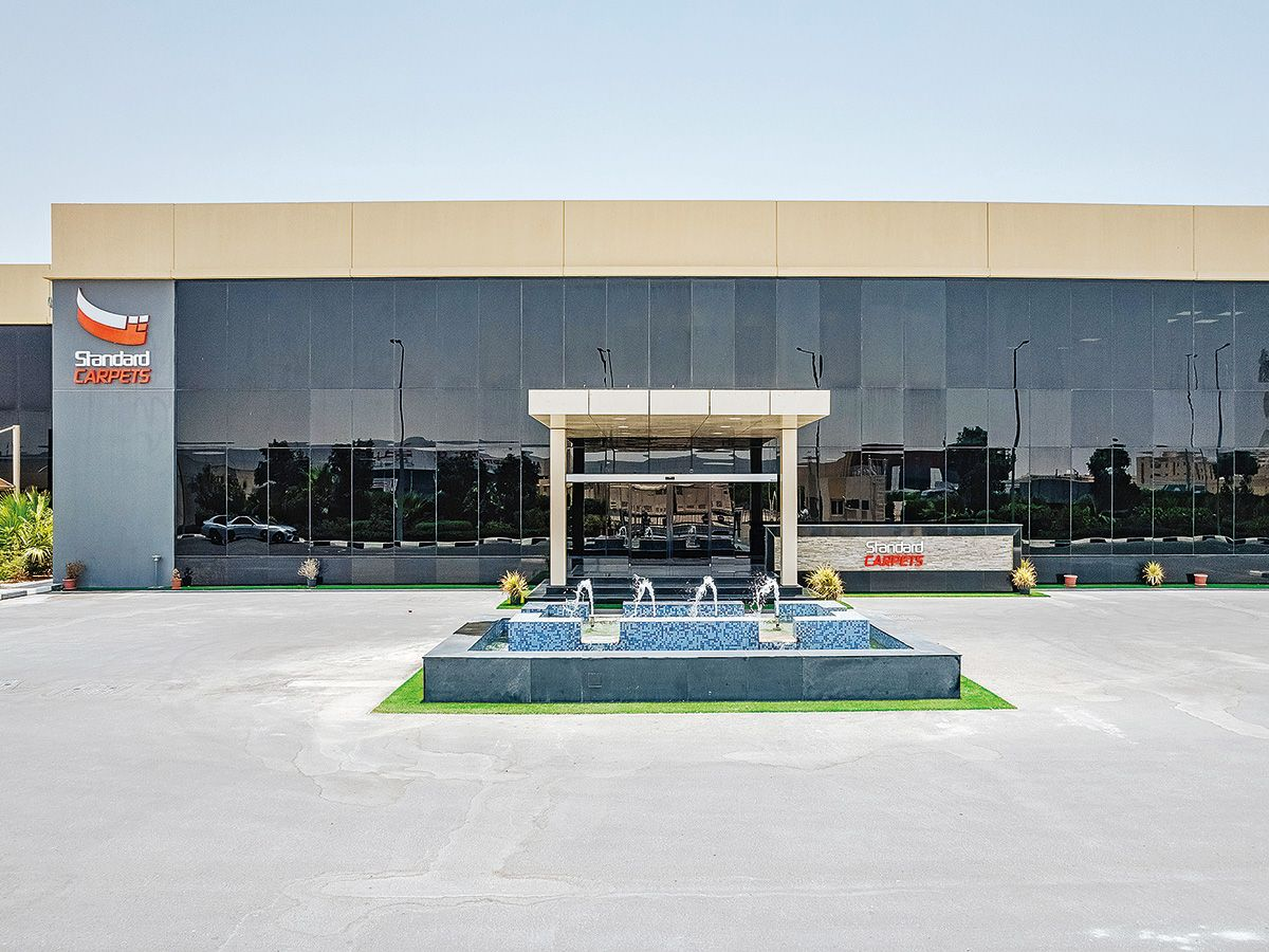Standard Carpets Experience Centre