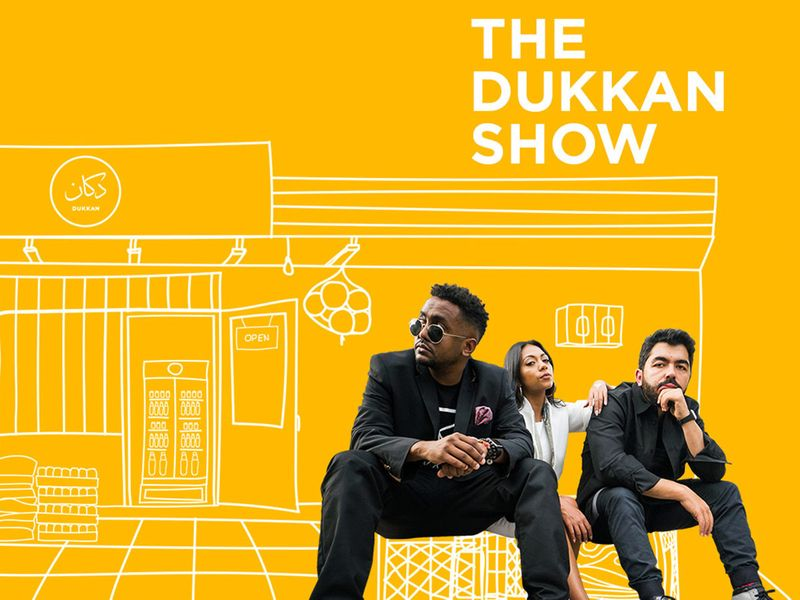 UAE culture minister appears on The Dukkan Show anniversary podcast to highlight creativity