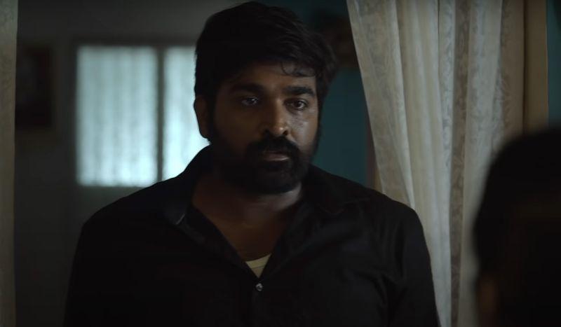 Vijay Sethupathi in 'Navarasa'