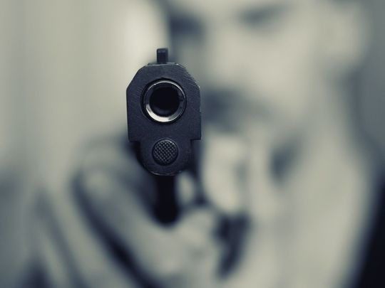 gun, pistol, rifle, shoot