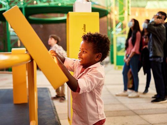 sustainability pavilion expo