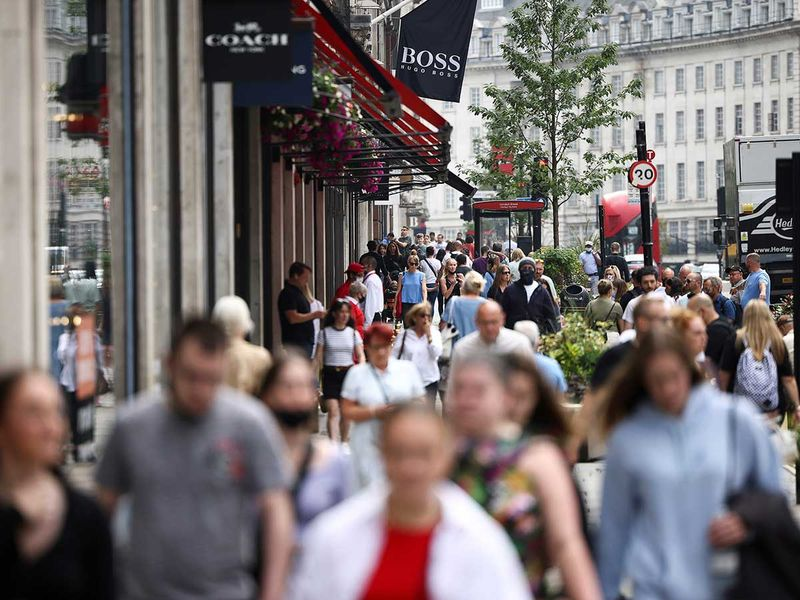 End of Britain's COVID-19 pandemic might be near, epidemiologist says