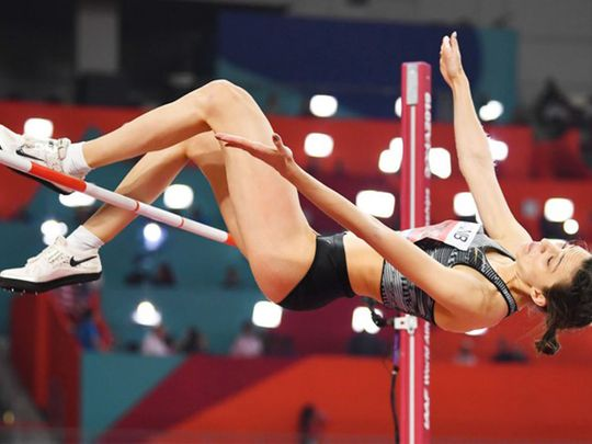 Athletics - Mariya
