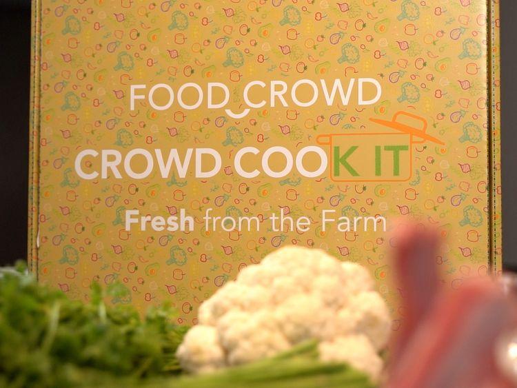 CookIT Food Crowd