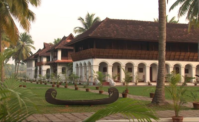 Heritage palace santhosh george