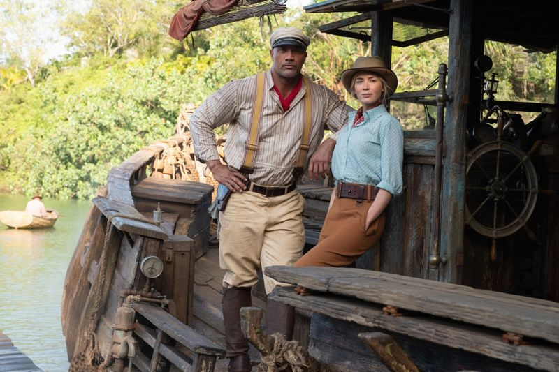 Hollywood: Dwayne Johnson and Emily Blunt's new movie 'Jungle Cruise' brings back old-school adventure