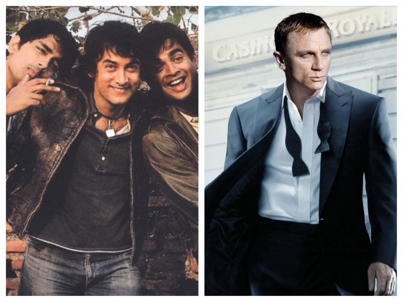 Daniel Craig auditioned for Aamir Khan's Bollywood hit 'Rang De Basanti', but James Bond came his way