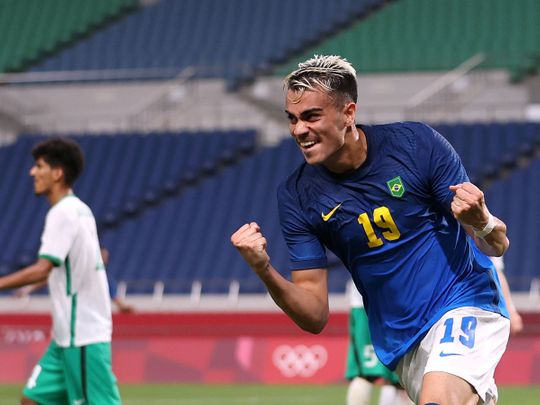Richarlison fires Brazil into Olympics quarter-finals