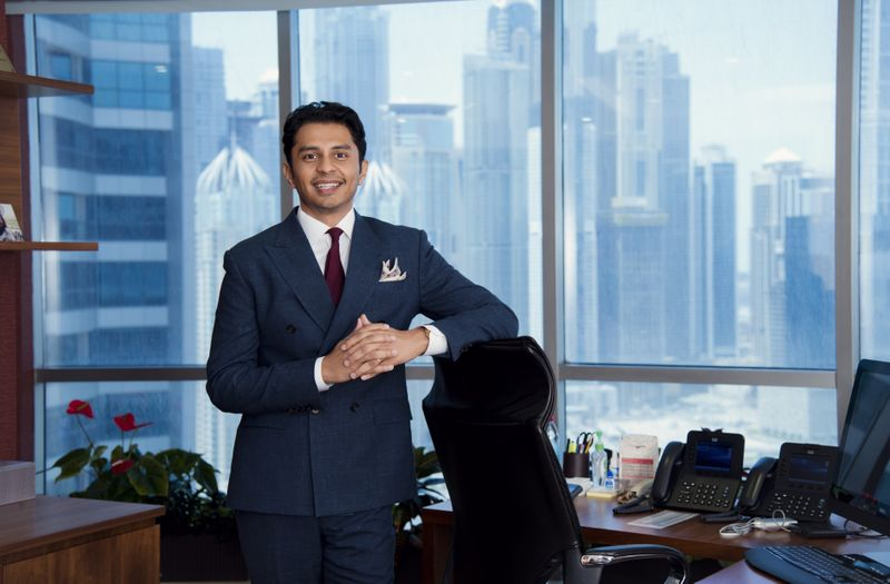 Rohan Mehta of Petrochem-1627483519949