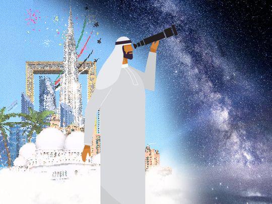 UAE looking forward
