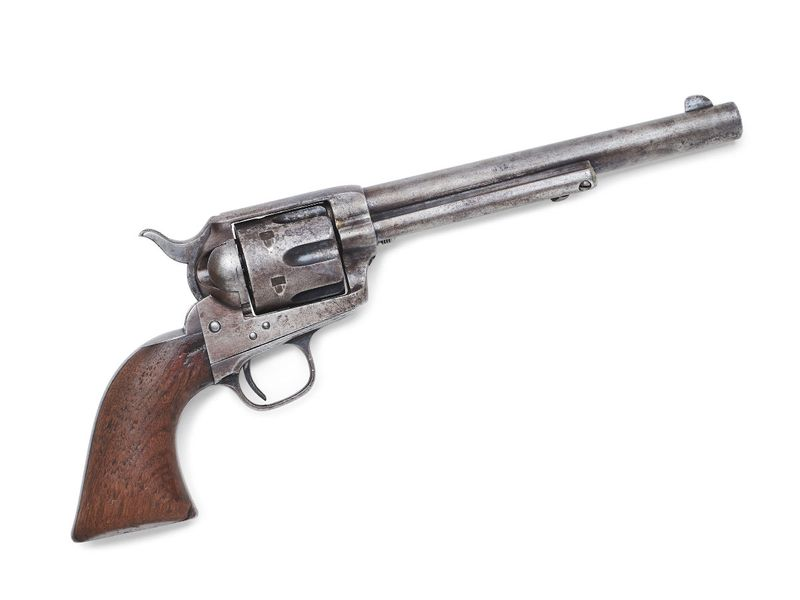 Infographic: Pat Garrett's revolver, that killed Billy the Kid, to be sold