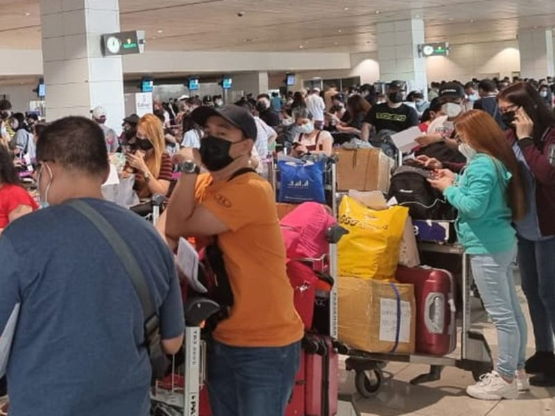 Philippine missions in the UAE to deploy five repatriation flights