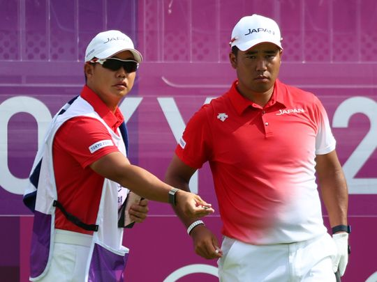 Golf - Matsuyama