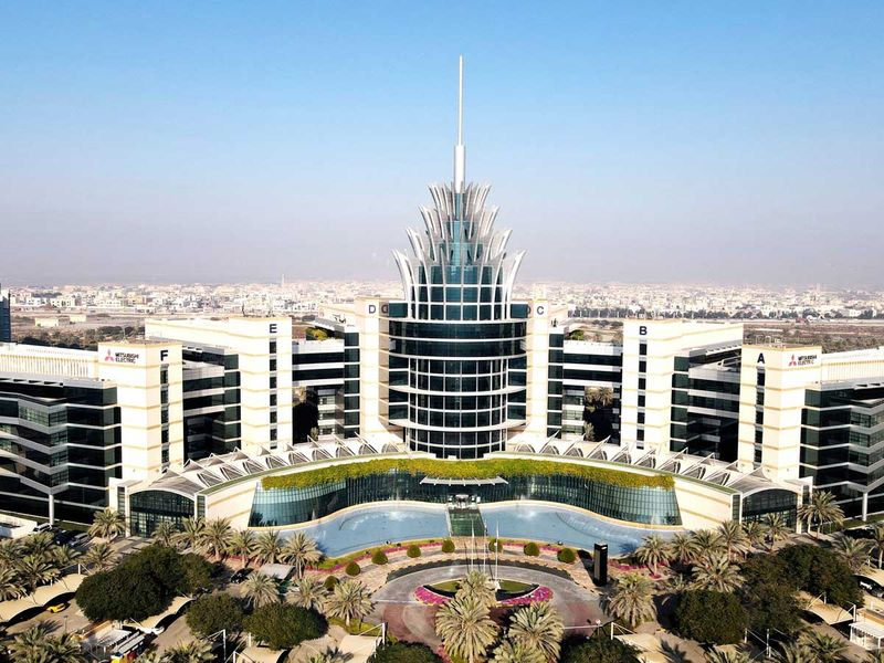 Dubai Silicon Oasis: Fully smart and fully integrated one-stop destination