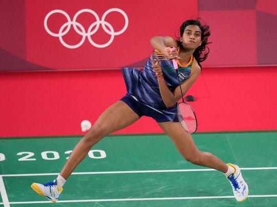 Olympics - PV Sindhu